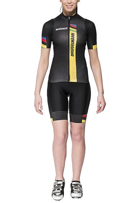 brügel Muñeco BioRacer Sprinter Pro Set Women Black 2016 Camiseta  kurzärmlich c4d859c975391