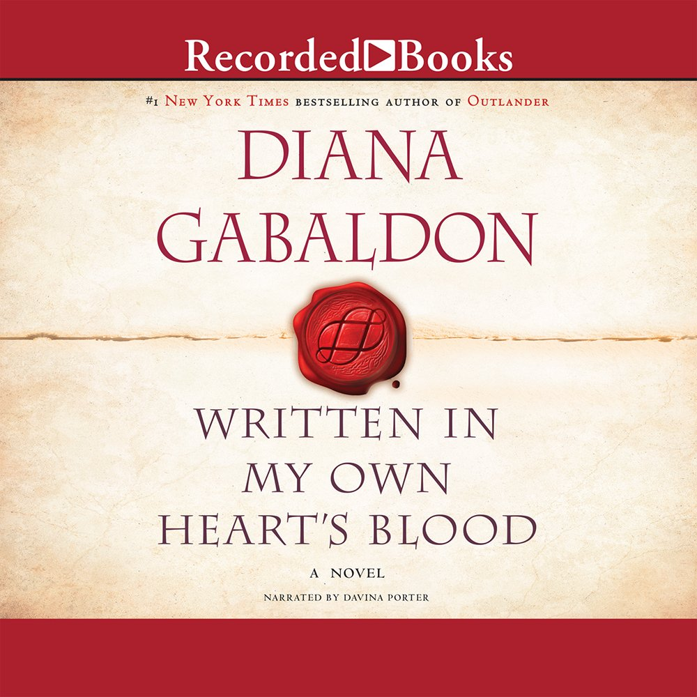 Written In My Own Heart's Blood (Outlander (Gabaldon)) by Recorded Books, Inc.