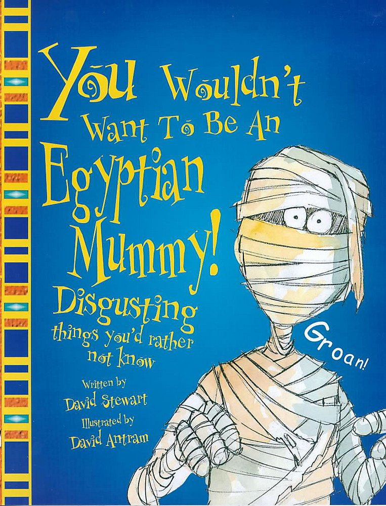An Egyptian Mummy (You Wouldn't Want to be)