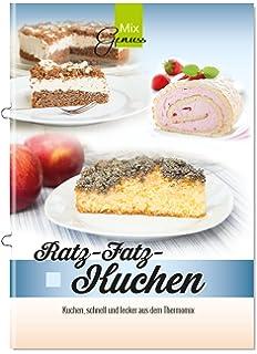 Kuchen saftig thermomix