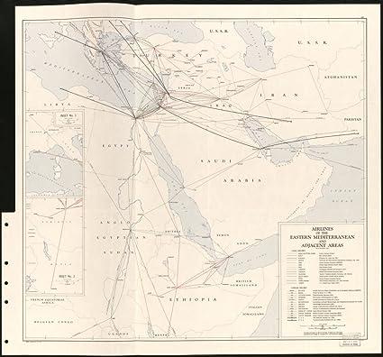 Desert Storm Map on
