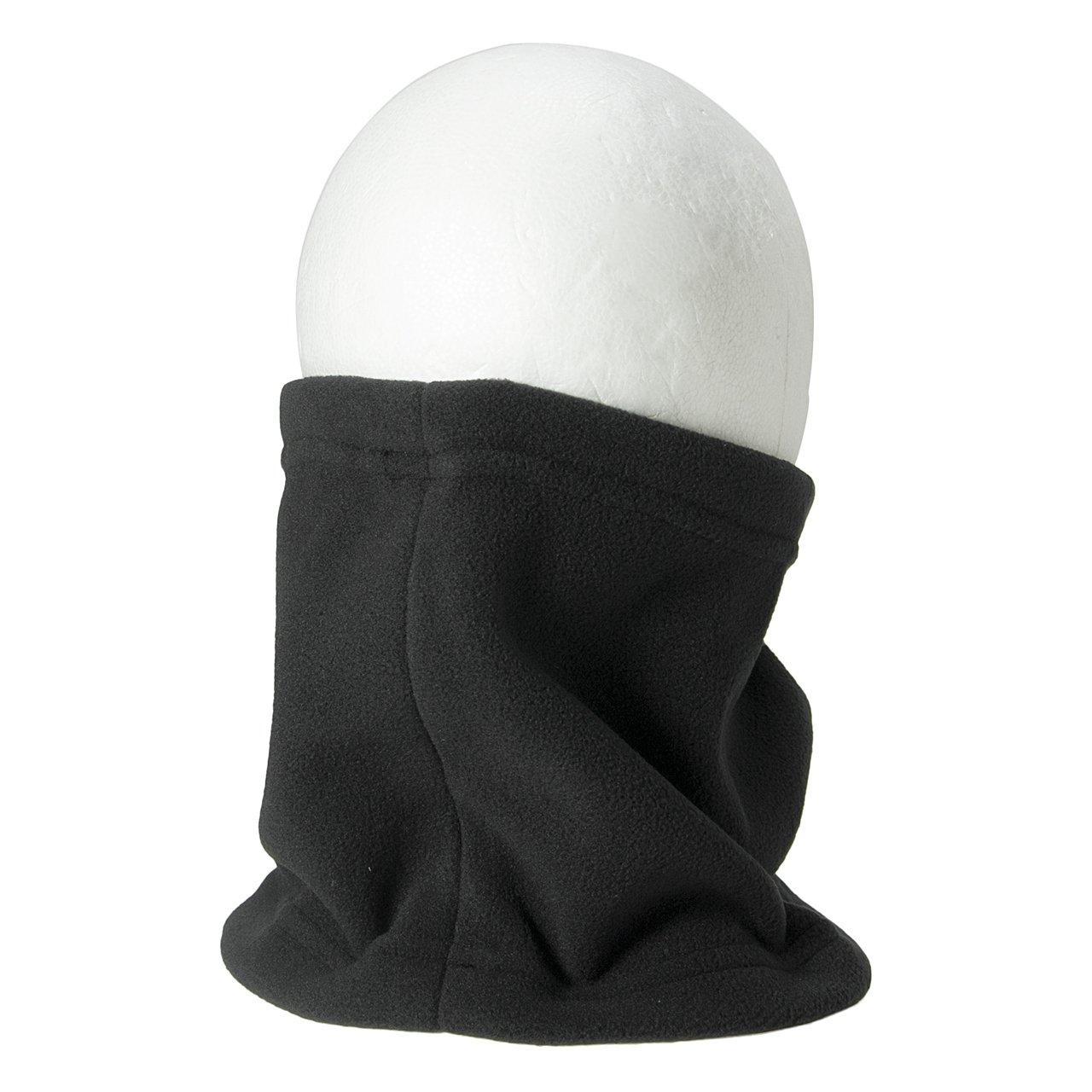 Basic Neck Warmer Black