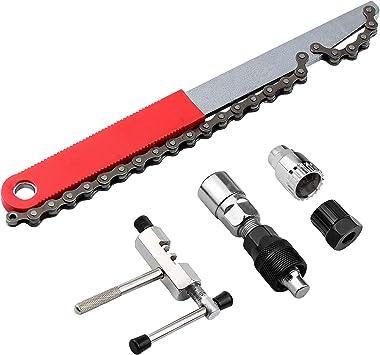 Fahrrad Werkzeug Kit Reparatur Zahnkranzabzieher Kurbelabzieher Tretlager Set