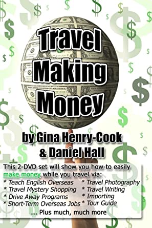 Amazon com: Travel Making Money: Gina Henry-Cook & Daniel Hall, Gina