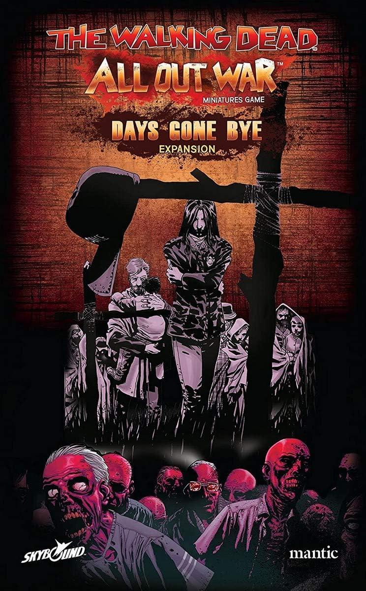 2 Tomatoes Games-The Walking Dead-Expansión Días pasados, Multicolor (5060469660042): Amazon.es: Juguetes y juegos