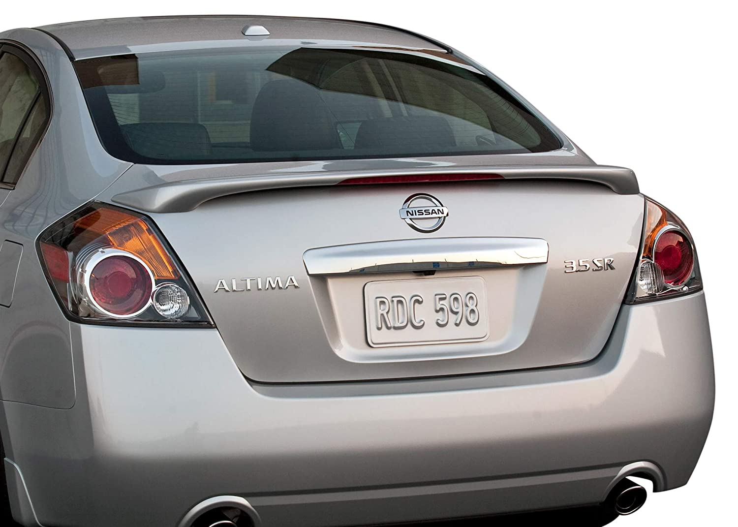 Custom Spoiler made for the Nissan Altima 2019 to 2020 Painted in the Factory Paint Code of Your Choice 579 EBL
