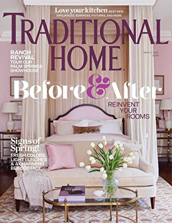 traditional home amazoncom magazines - Free Home Improvement Magazines