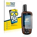 BROTECT AirGlass Protector Pantalla Cristal Flexible Transparente para Garmin GPSMAP 64s Protector Cristal Vidrio - Extra-Duro, Ultra-Ligero, Ultra-Claro