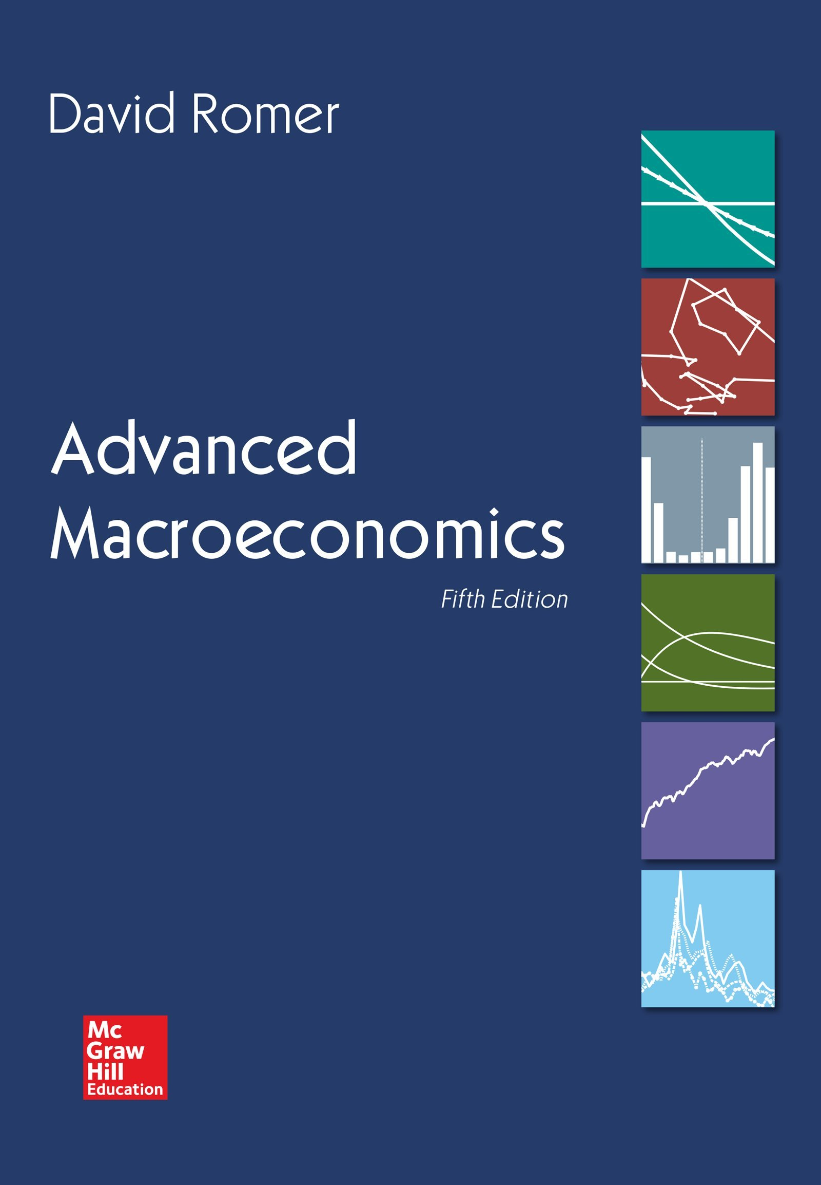 Advanced Macroeconomics  Mcgraw Hill Economics