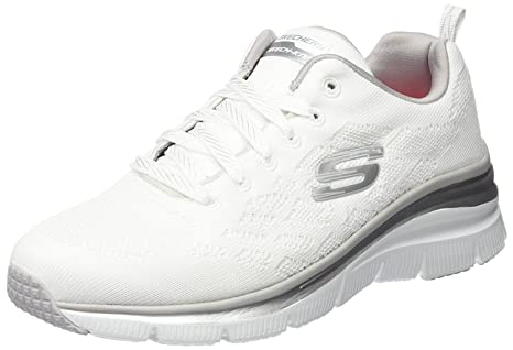 Skechers Fashion Fit Style Chic Memory Foam scarpe ...