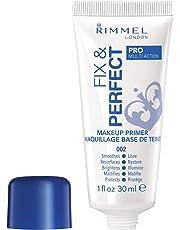 Rimmel London Fix & Perfect Pro Lighweight Primer, Transparent, 30ml