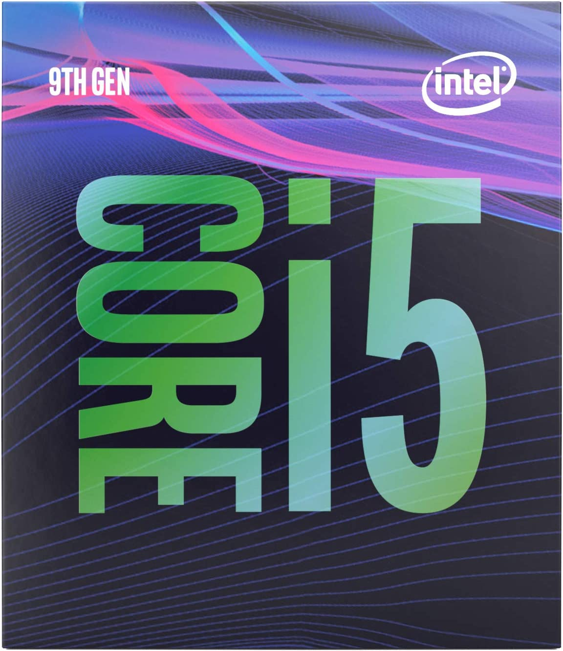 Intel Core i5-9600 Desktop Processor 6 Cores up to 4.6 GHz LGA1151 300 Series 65W
