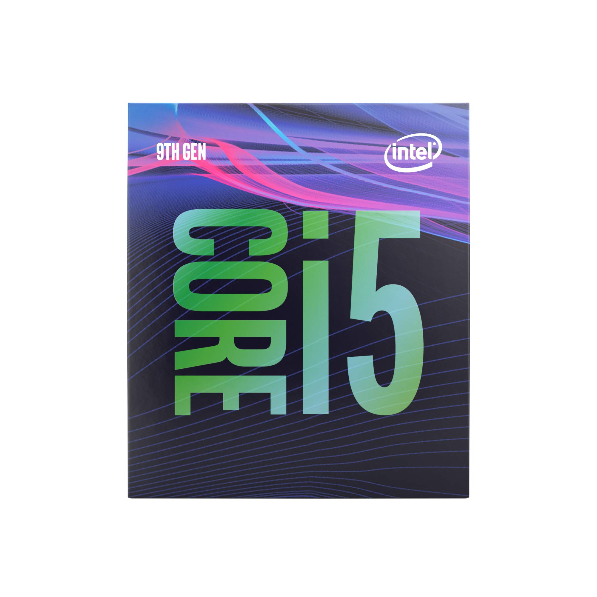 Intel Core i5-9400 Desktop Processor 6 Cores up to 4.1 GHz Turbo LGA1151 300 Series 65W Processors 984507 by Intel