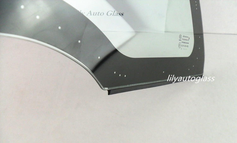 NAGD Compatible with 2009-2014 Honda Fit//EV 4 Door Hatchback Passenger Side Right Front Vent Glass Window