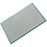 YUNGUI 18cm X 30cm Universal Single-Sided Prototyping PCB Printed Circuit Board for Soldering DIY(1 Piece)
