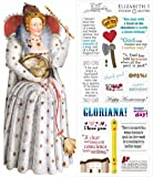 Queen Elizabeth I Quotable Notable - Die Cut