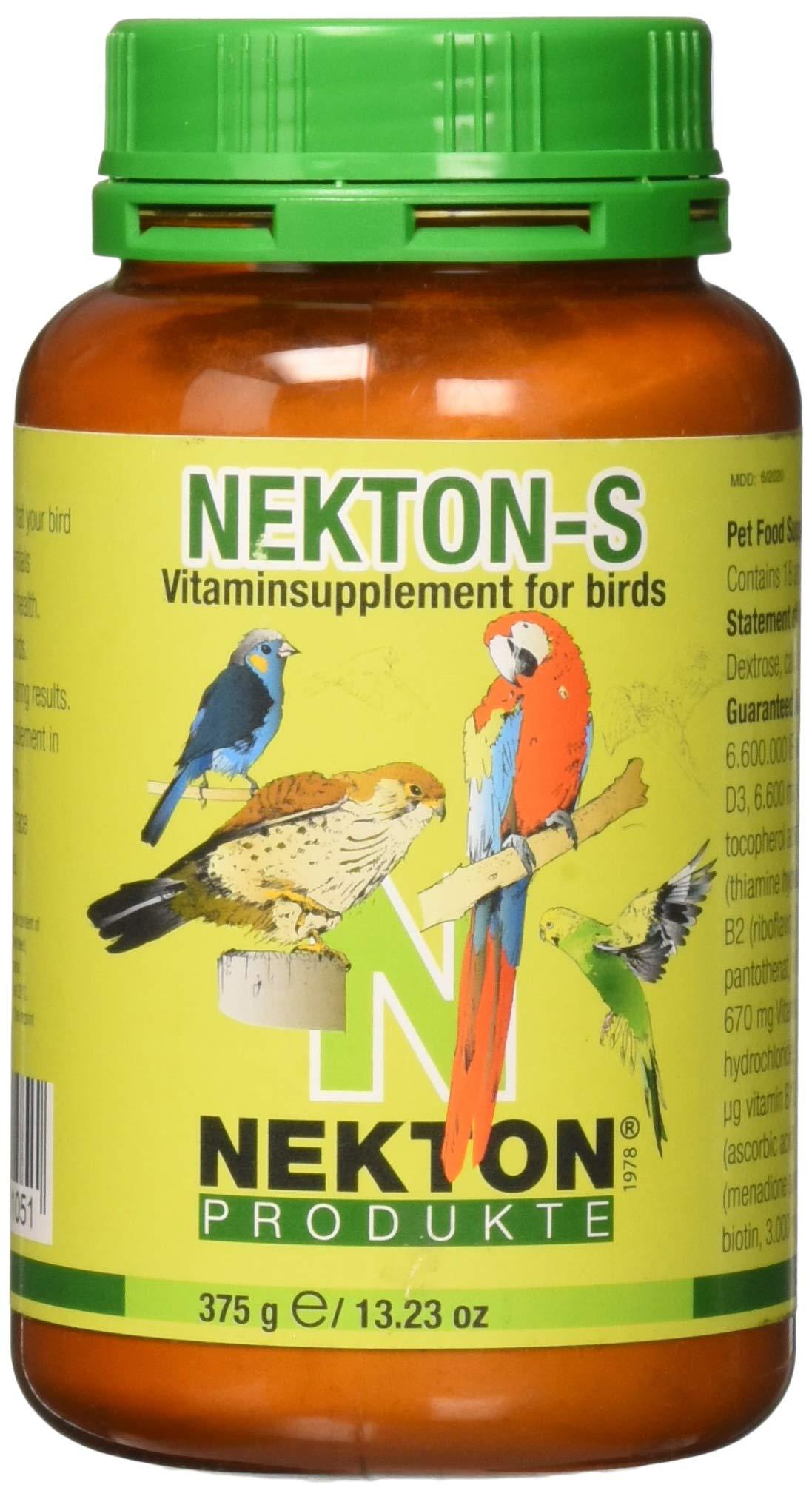Nekton S Multi-Vitamin for Birds, 375gm by Nekton