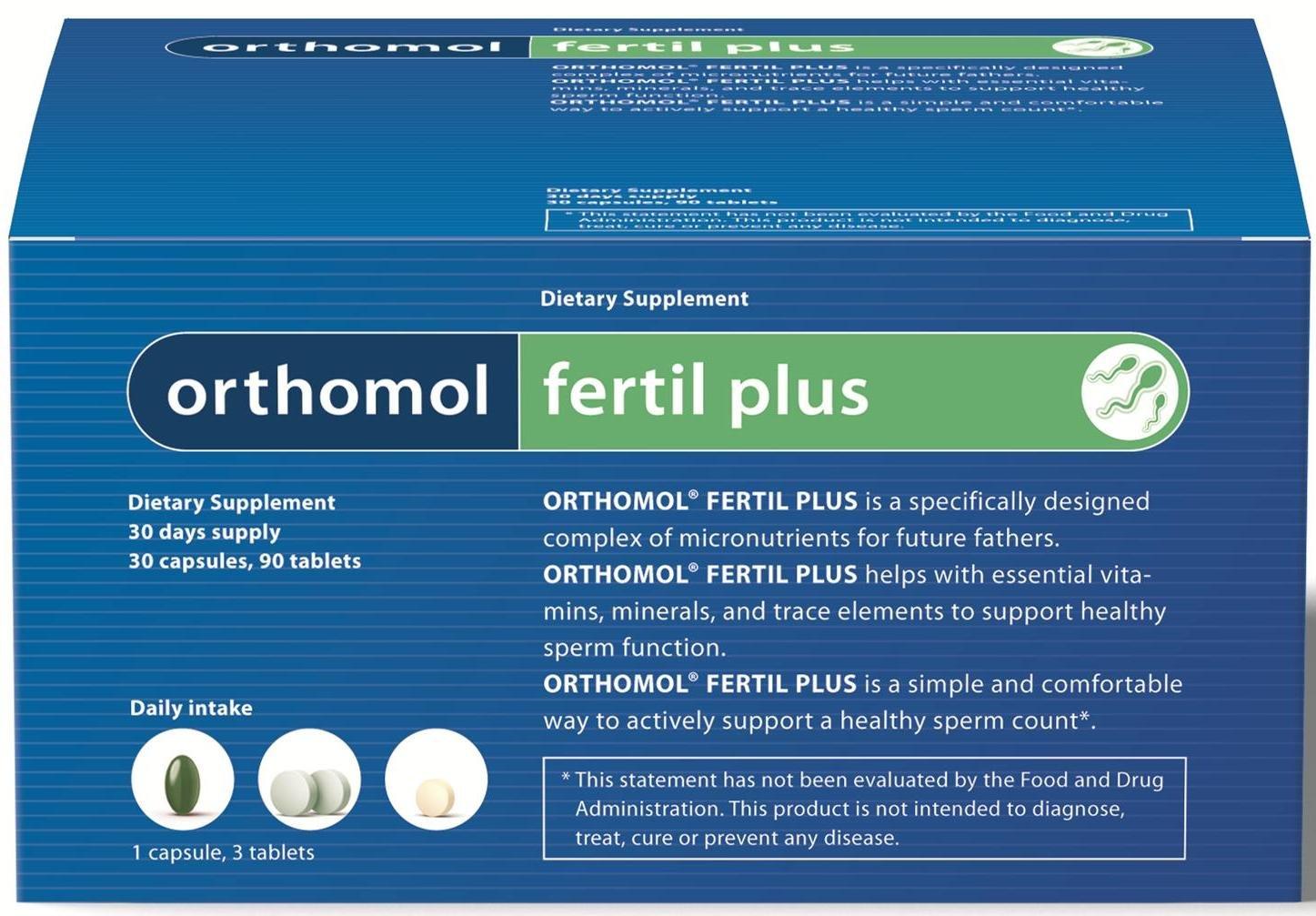 Original Orthomol Fertil plus 30