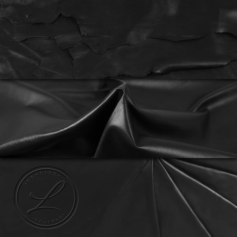 Black, Racer Jacket 1501631 Laverapelle Mens Genuine Cowhide Leather Jacket