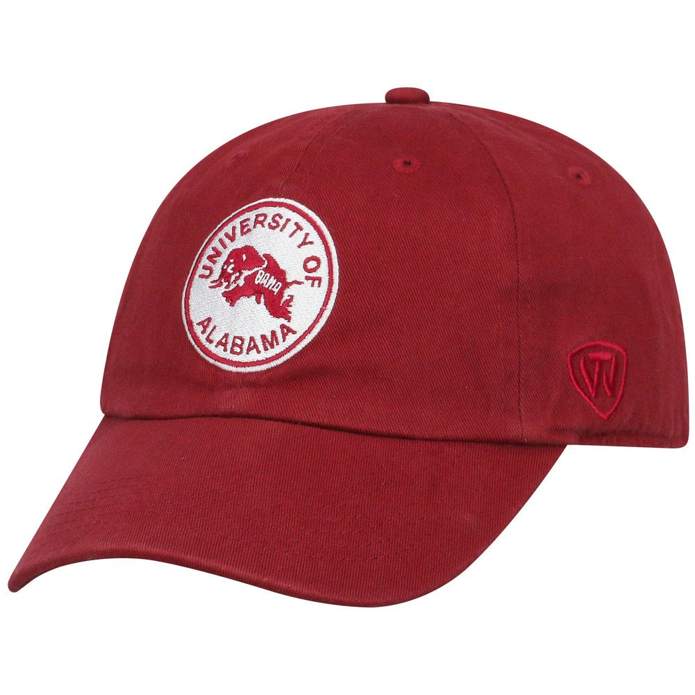 Amazon.com   Elite Fan Shop Alabama Crimson Tide Womens Vintage Hat Crimson    Sports   Outdoors 34ab6e8db