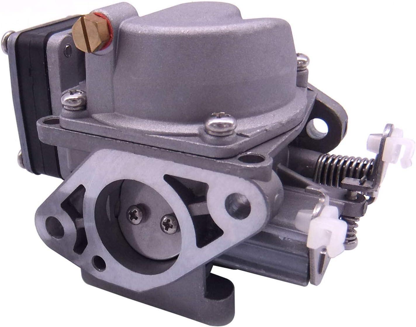 3B2-03200-1 3B2-03200 3G0-03200 Carburetor Assy for Tohatsu Nissan 2-stroke 9.8HP M9.8 NS9.8 Outboard motors