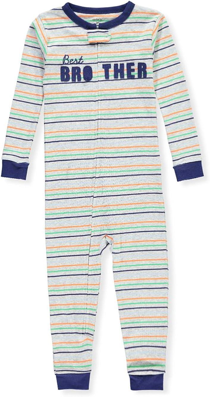 Carters Boys 1-Piece Pajama Suit