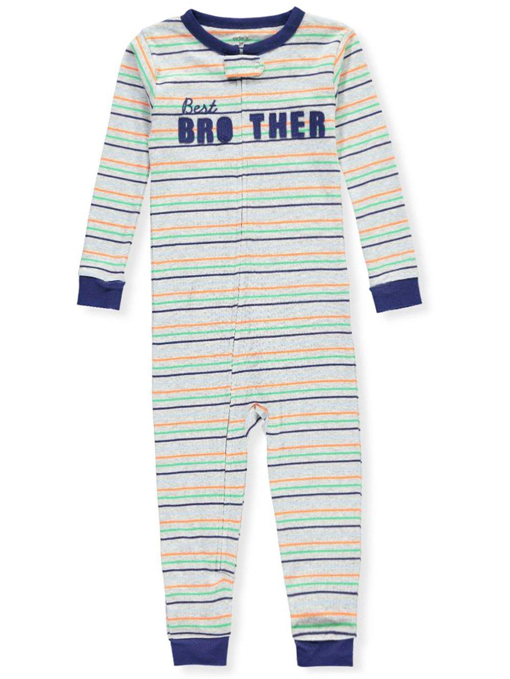 Carter's Boys' 1-Piece Pajama Suit 4t Carter' s 23573310