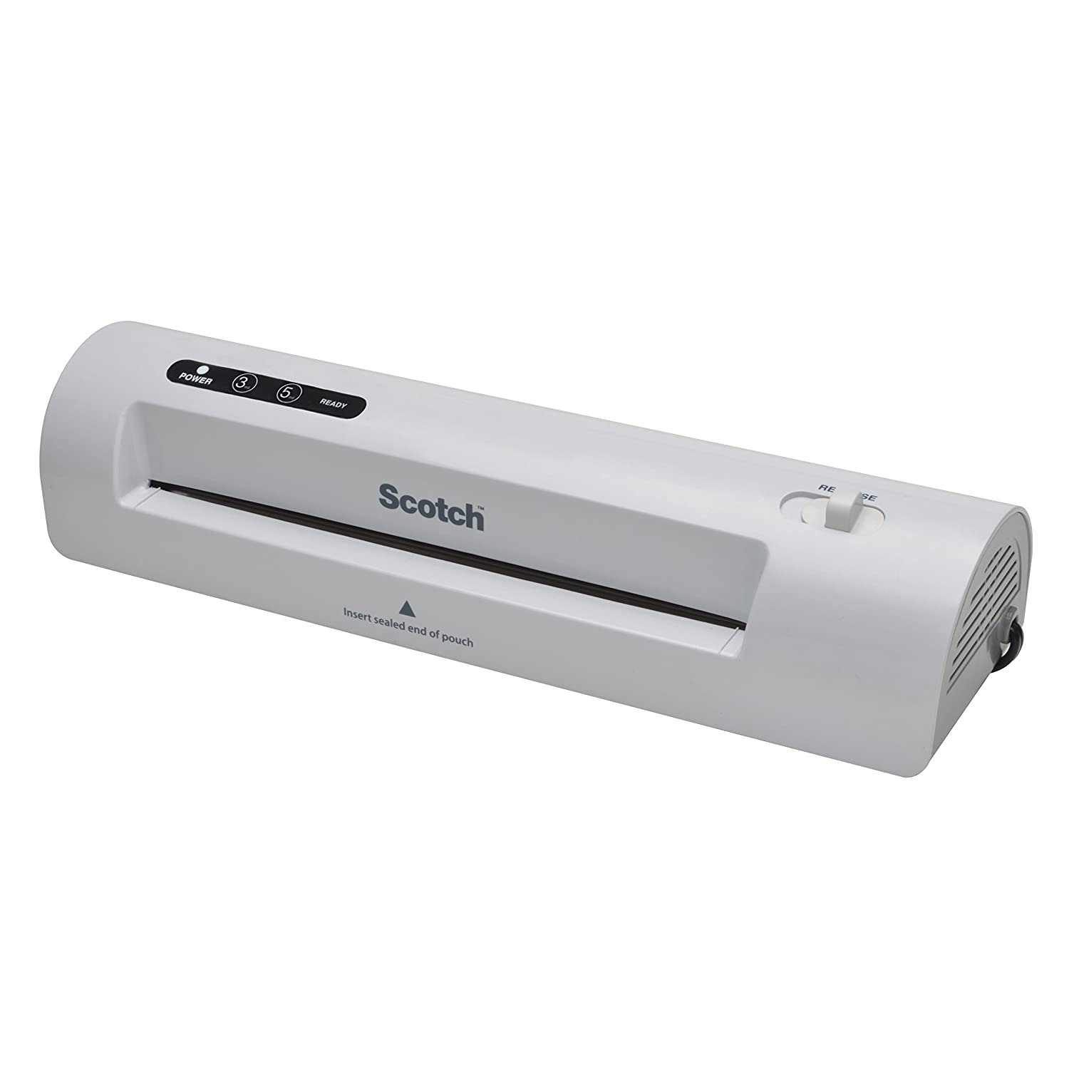 Scotch Thermal Laminator Combo Pack, Includes 20 Laminating Pouches, 9 Inches x 11.4 Inches (TL901SC) 3M Office Products