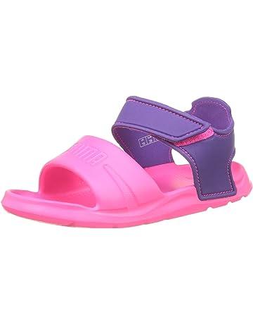 500b240d37e4d Puma Unisex Kids  Wild Sandal Injex Ps Low-Top Sneakers