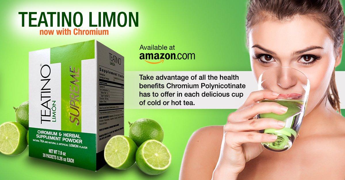 TEATINO Limon Supreme