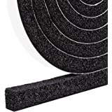 Amazon.com: Cinta de espuma de baja densidad 1/2 x 3/4 ...