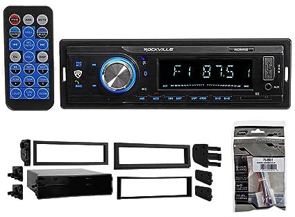 Amazon com: Digital Media Bluetooth AM/FM/MP3 USB/SD