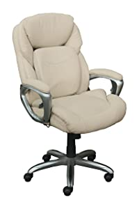 Serta 48096A My Fit Chair, Ivory