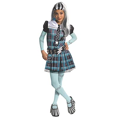 Monster High Deluxe Frankie Stein Costume - Small: Toys & Games