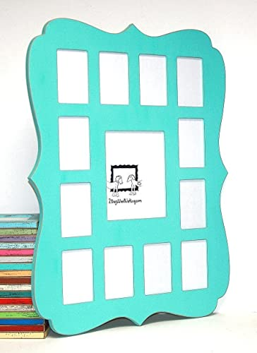 Amazoncom School Years Picture Frame Collage First Year Frame 13