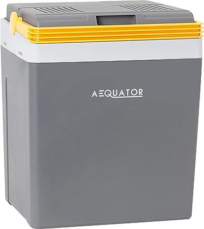 Aequator LUMI24, Nevera termoeléctrica portátil, 24L, 0826042N.AE, Compatible con alimentación 12V/230V, Clase energética A++, ideal para ...