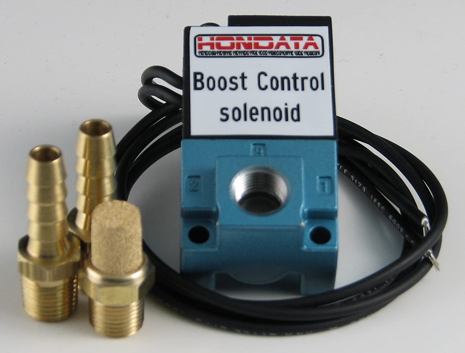 Hondata Boost Controller and Install Components
