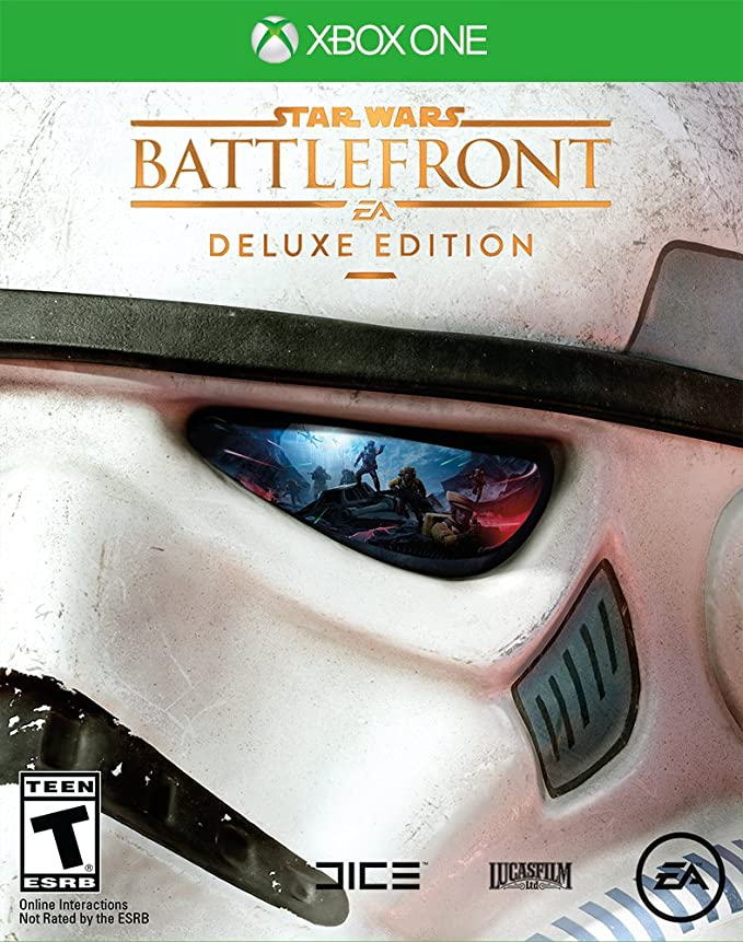 Electronic Arts Star Wars Battlefront Deluxe Xbox One - Juego ...
