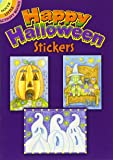 Happy Halloween Stickers (Dover Little Activity Books Stickers)