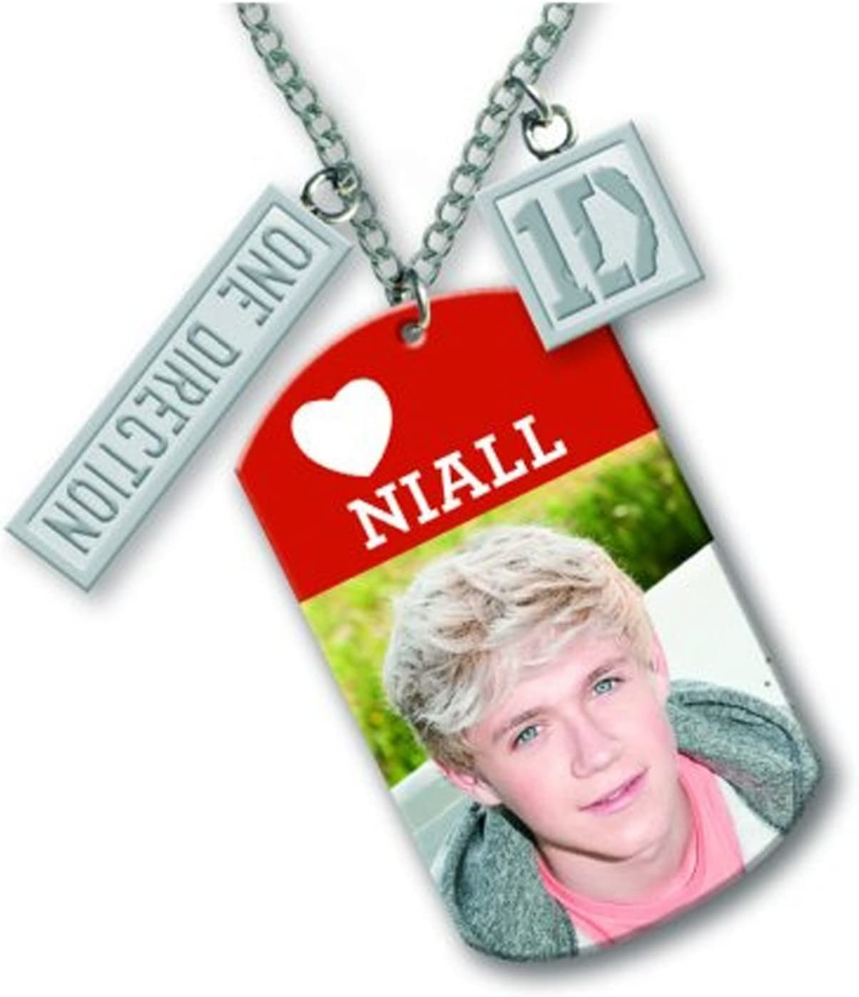 One Direction Niall Tag Necklace