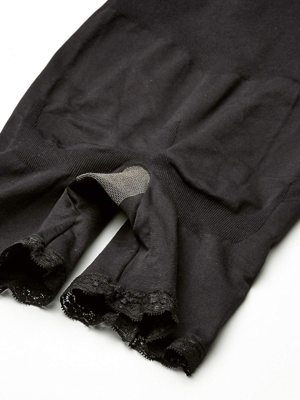 Aha Moment Shapewear Styling Solution High Rise Short Lace Trim Black M//L