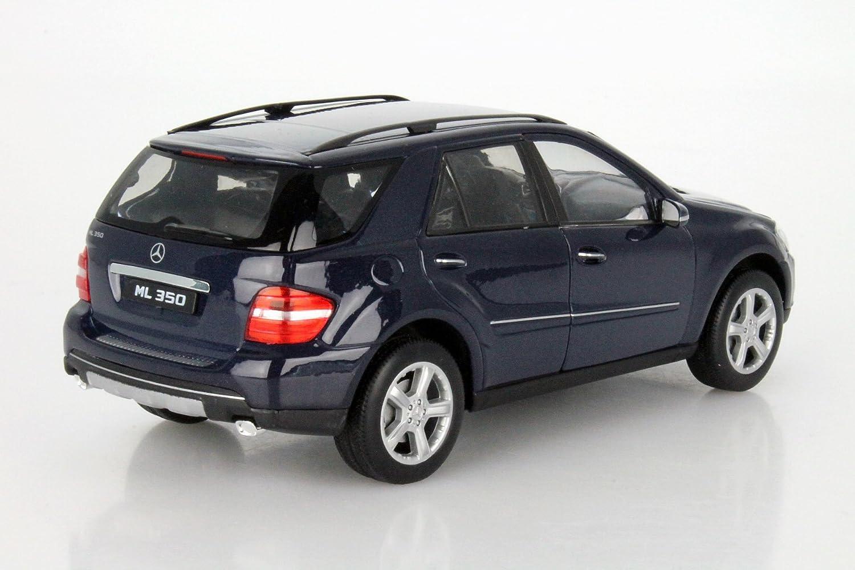 Welly 24801 Mercedes ML 350 bleu 1//25