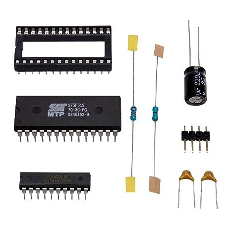 OBD1 ECU Full Socket Kit + SST Rewritable Chip P28 P30 P72 P08 P05 P06 P75  for Honda Acura DC2 EK EG SiR Si