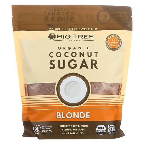 Big Tree Farms Organic Blonde Coconut Sugar