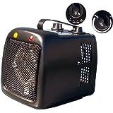 1500/1000W Electric Space Heater, Fan Forced, 120V