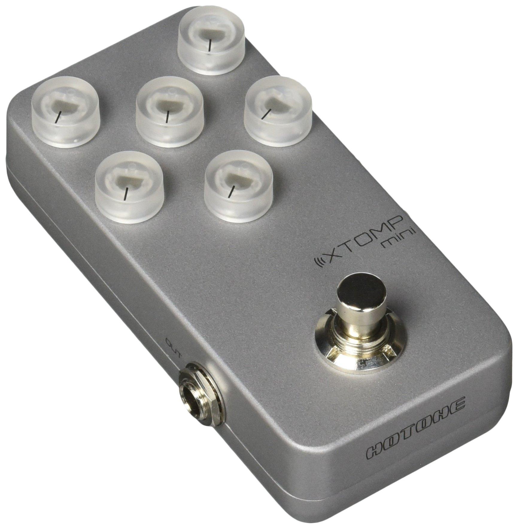 HOTONE Xtomp Mini Effects Unit (TPMXTOMPM)