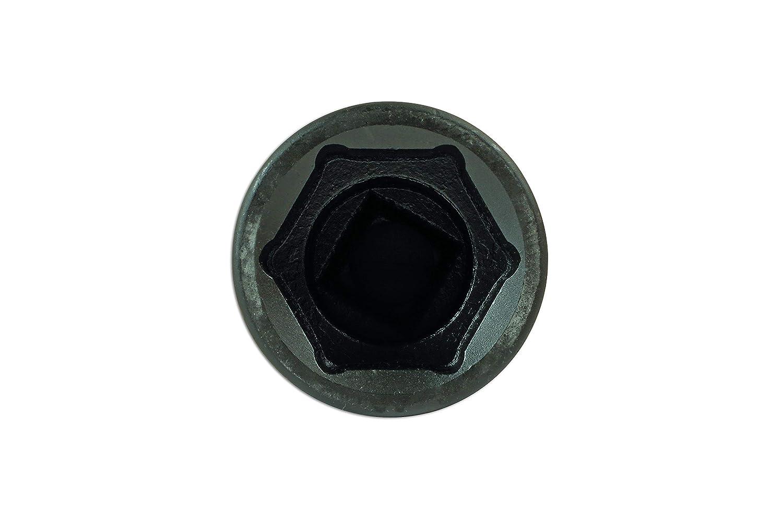 Laser 7247 Tools-Budd Wheel Nut Socket 21mm x 41mm 1 D-7247