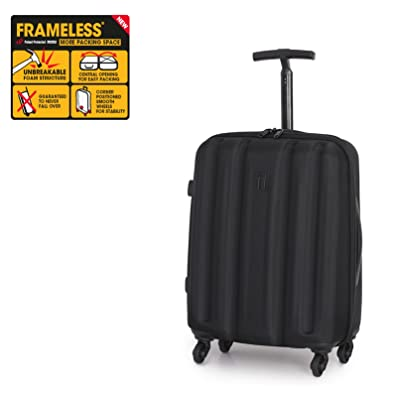 IT Luggage Small Black 54cm/19