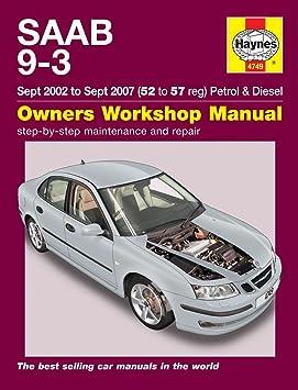 Haynes hay4749 garaje Manual de reparación de automóviles de calidad: Amazon.es: Coche y moto