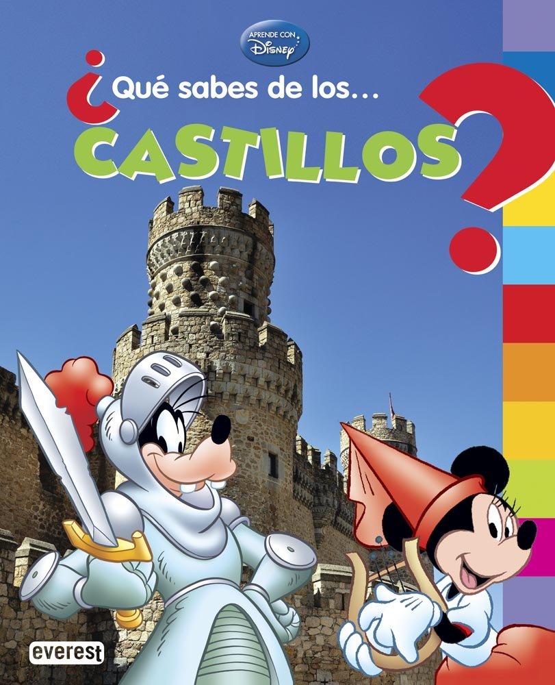 Qué Sabes De... Los Castillos?: Amazon.es: Walt Disney Company ...
